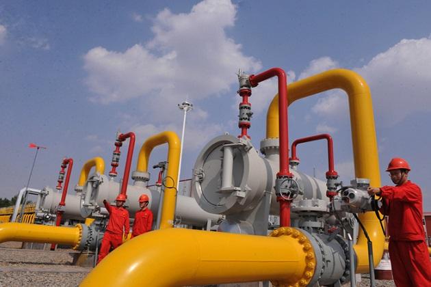 中石化天然气_天然气流量计,温压补偿一体式天然气流量计 - 融创 - 九正建材网